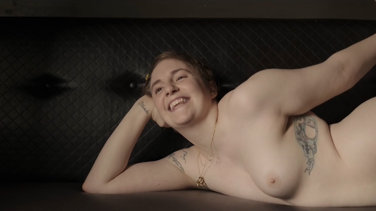 Lena dunham nude topless and sex in girls s03e10 7