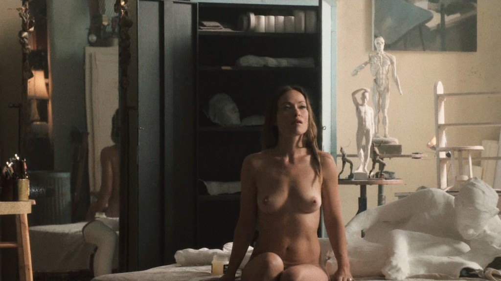Olivia Wilde nude full frontal - Vinyl (2016) s1e6 HD 720-1080p (3)