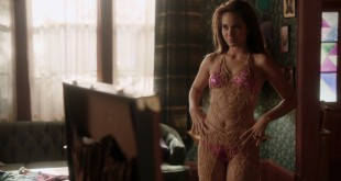 Summer Bishil hot and sexy and Olivia Taylor Dudley hot some sex - The Magicians (2016) s1e7 HD 1080p WEB-DL (7)