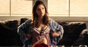 Anna Kendrick hot and sexy cleavages - Mr. Right (2015) HD 1080p (2)