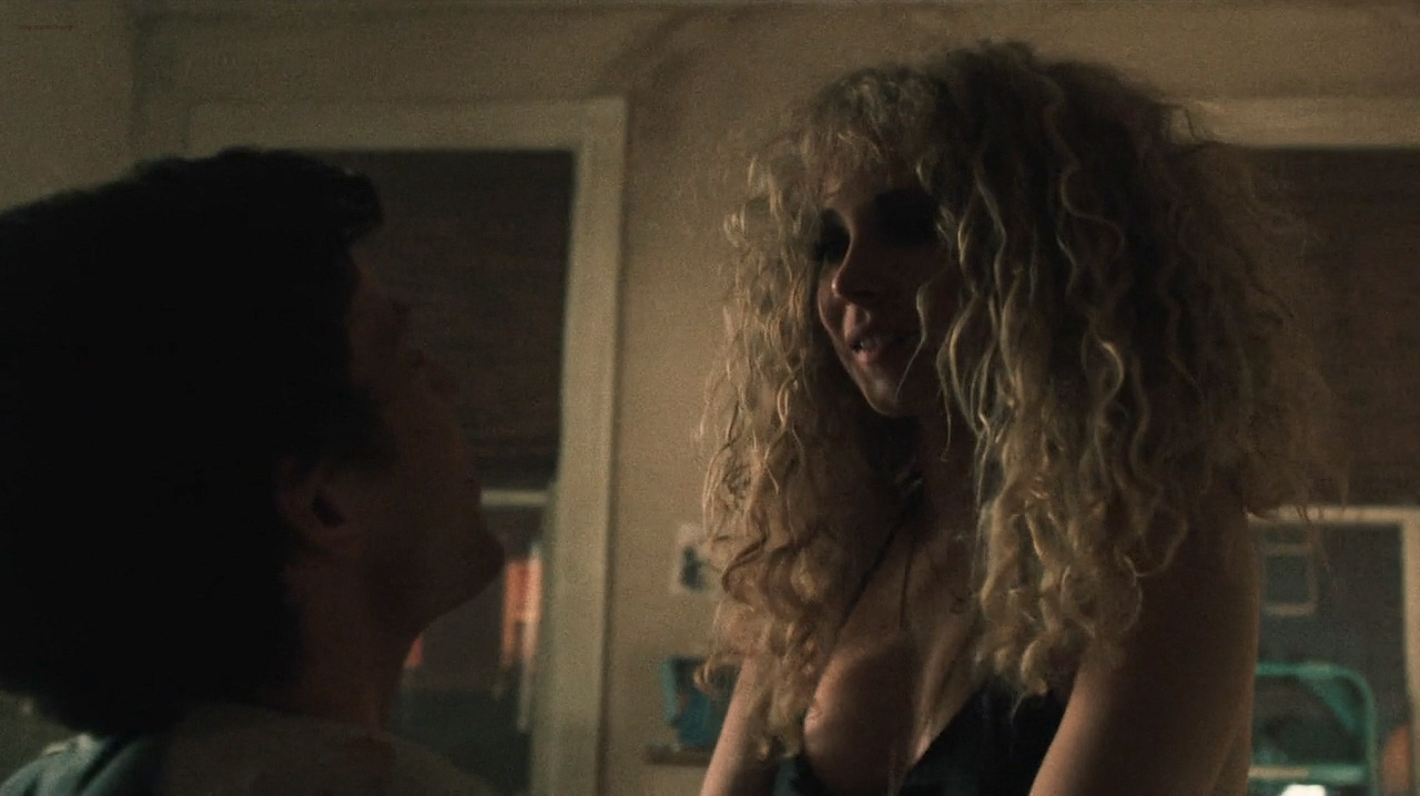 Juno temple threesome sex scene in vinyl scandalplanetcom