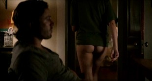 Teresa Palmer nude butt naked - Triple 9 (2016) HD720p Web-Dl (1)