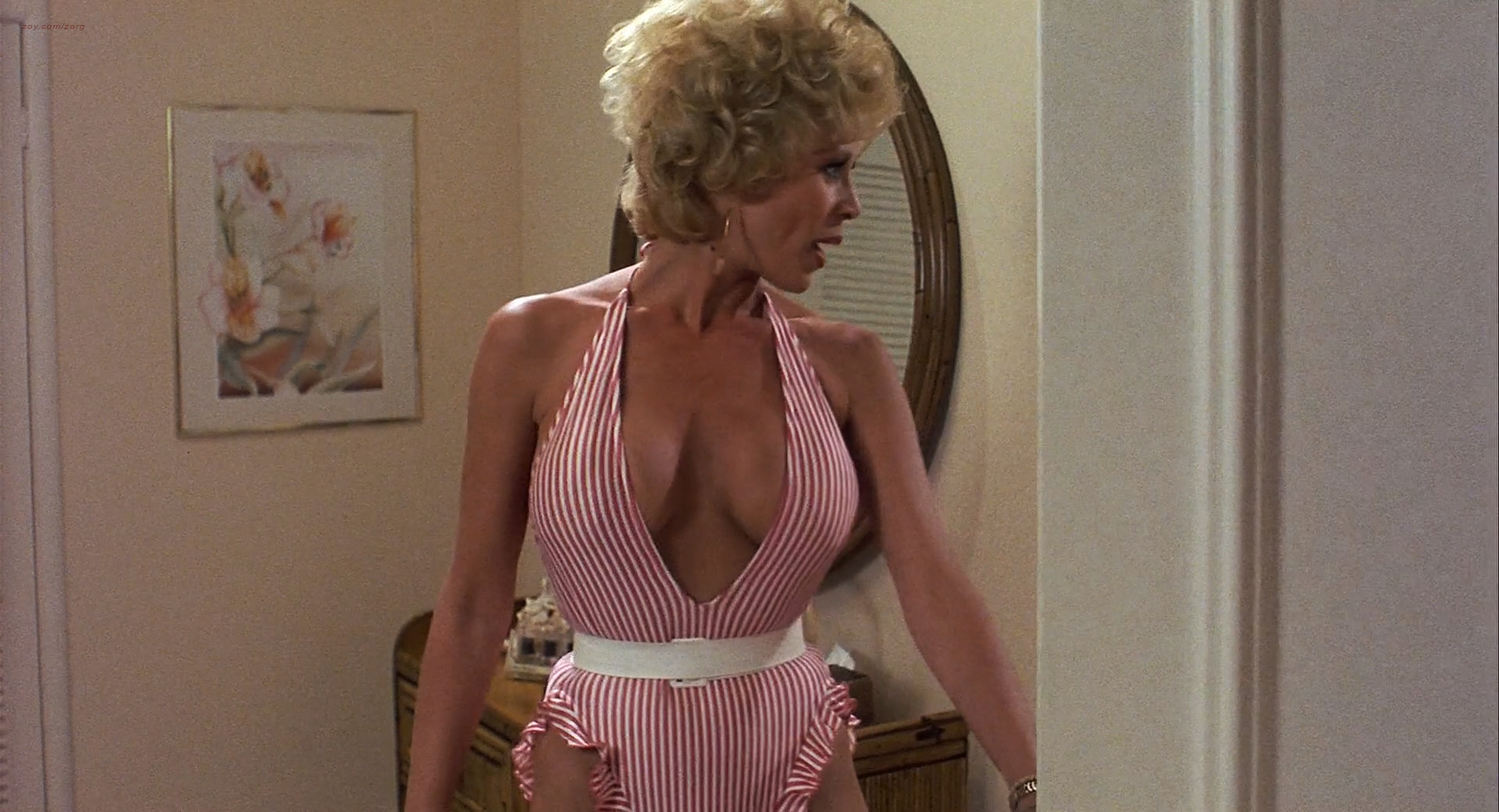 Confirm. Leslie easterbrook naked pics