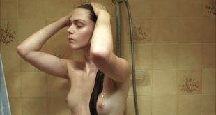 Maria Palm nude topless in the shower and Charlotte Tomaszewska nude - The Model (DK-2016) HD 1080p (15)