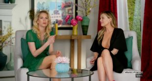 Sara Foster hot cleavage Erin Foster and Jessica Alba hot and sexy - Barely Famous (2016) S02E01 (8)