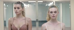 Elle Fanning hot Jena Malone, Bella Heathcote and Abbey Lee nude, topless, bush- The Neon Demon (2016) 1080p WEB-DL (13)