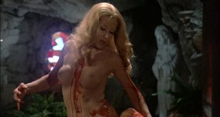 Ingrid Pitt nude topless and Andrea Lawrence nude - Countess Dracula (UK-1971) HD 1080p BluRay (3)
