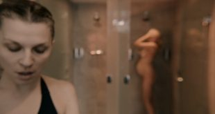 Laura Birn nude in shower Clémence Poésy hot some sex too - The Ones Below (UK-2015) HD 720p web-dl (3)