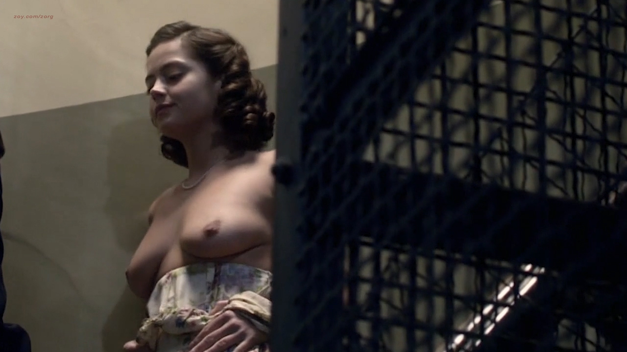 jenna louise coleman topless