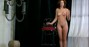 Kari Wuhrer nude full frontal, bush, butt, boobs and sex - Vivid (1999) (9)