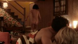 Malin Akerman nude topless and sex and Kate Micucci nude boobs and butt - Easy (2016) s1e6 HD 720p (14)