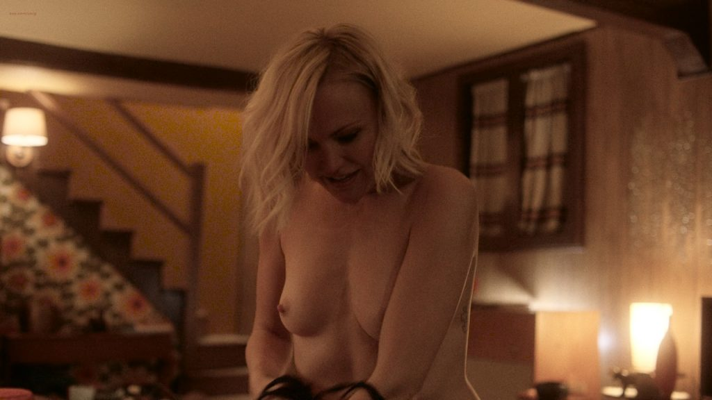 Malin Akerman nude topless and sex and Kate Micucci nude boobs and butt - Easy (2016) s1e6 HD 720p (6)