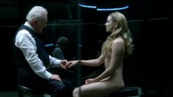 Thandie Newton nude topless Evan Rachel Wood nude nipple and butt other's nude - Westworld (2016) s1e5 HD 1080p (3)
