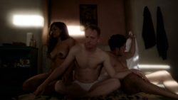 Rayna Tharani nude busty and hot sex threesome, oral – The Young Pope (2016) s01e06 HD 720p (9)