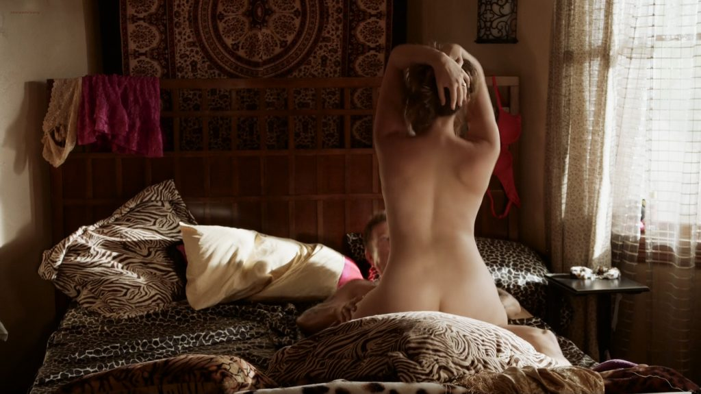 Ruby Modine nude oral sex and Isidora Goreshter nude ridding a dude- Shameless (2016) s7e6 HD 1080p (8)