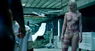 Ingrid Bolsø Berdal nude full frontal - Westworld (2016) s1e10 HD 1080p (10)