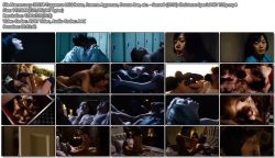 Tuppence Middleton nude sex Freema Agyeman, Doona Bae all nude group sex too - Sense8 (2016) Christmas Special HD 720p (1)