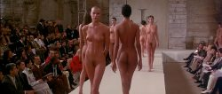 Ute Lemper nude bush Ève Salvail nude full frontal other's nude too - Pret a Porter (1994) HD 1080p (3)