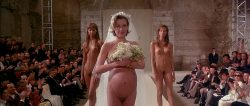 Ute Lemper nude bush Ève Salvail nude full frontal other's nude too - Pret a Porter (1994) HD 1080p (12)