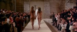 Ute Lemper nude bush Ève Salvail nude full frontal other's nude too - Pret a Porter (1994) HD 1080p (11)