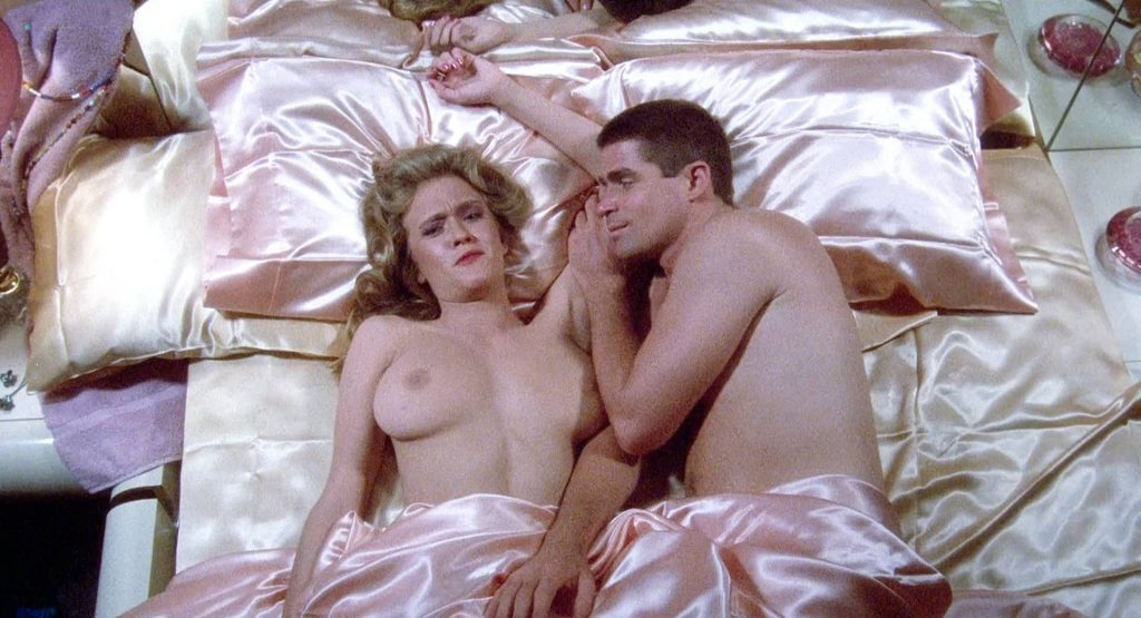Jennifer jason leigh nude from flesh 3