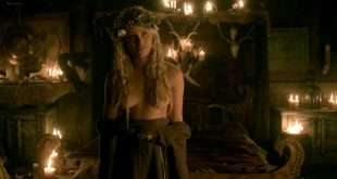 Ida Nielsen nude topless Josefin Asplund nude topless and sex – Vikings (2017) s04e18 HD 1080p (5)