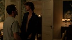 Irène Jacob nude butt and side boob - The Affair (2017) s3e6 HD 1080p (3)
