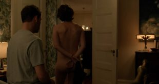 Irène Jacob nude butt and side boob - The Affair (2017) s3e6 HD 1080p (7)