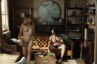 Jemima Kirke nude full frontal and Lena Dunham nude bush - Girls (2017) s6e1 HD 1080p (4)