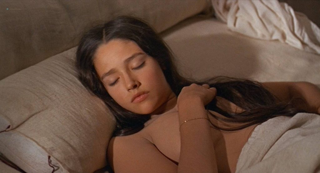 Romeo and juliet olivia hussey