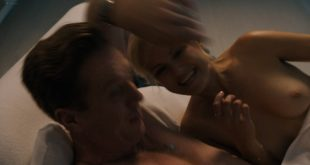 Malin Akerman nude brief topless - Billions (2017) s2e6 HD 1080p (8)