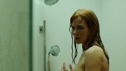 Nicole Kidman nude side boob and butt in the shower - Big Little Lies (2017) s1e7 HD 1080p Web (9)