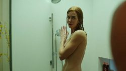 Nicole Kidman nude side boob and butt in the shower - Big Little Lies (2017) s1e7 HD 1080p Web (11)