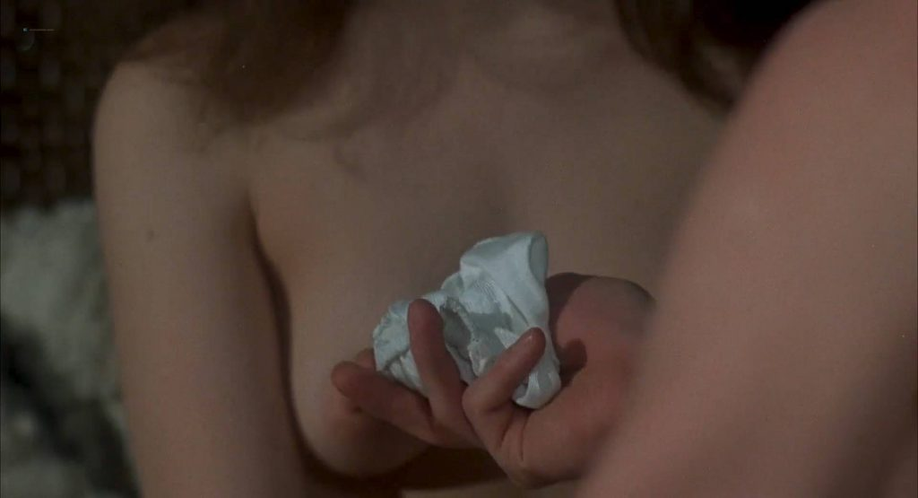 Diane Franklin nude nipple and hot - Amityville II (1982) HD 1080p BluRay (8)