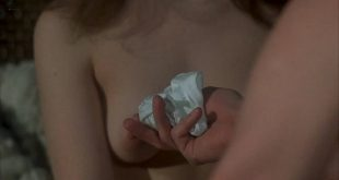 Diane Franklin nude nipple and hot - Amityville II (1982) HD 1080p BluRay (3)