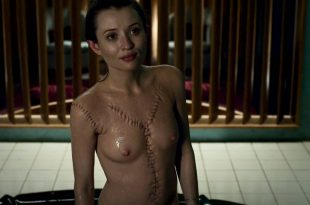 Emily Browning nude topless and wet - American Gods (2017) s1e5 HD 1080p web (6)