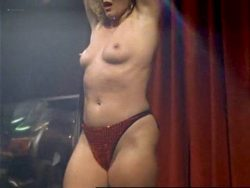 Ginger Lynn nude bush, topless and butt - Turn the Page (1999) (10)