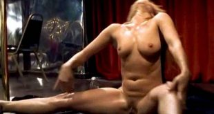 Ginger Lynn nude bush, topless and butt - Turn the Page (1999) (5)