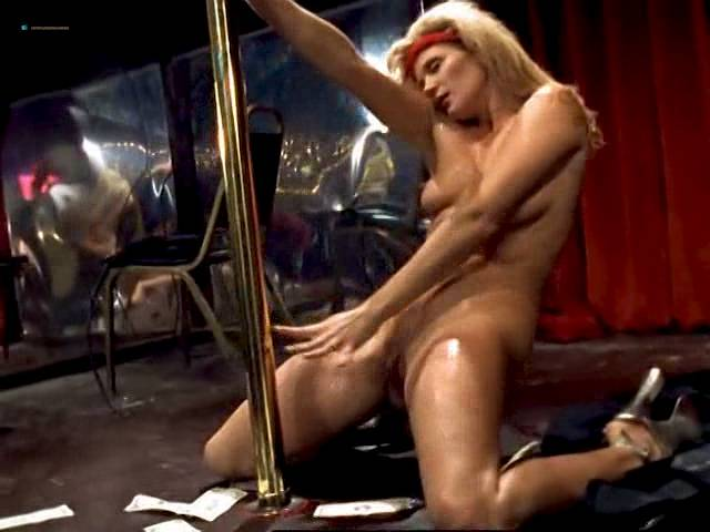Ginger Lynn nude bush, topless and butt - Turn the Page (1999) (4)
