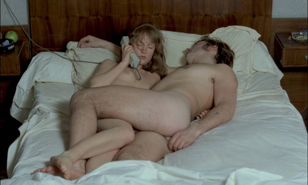 Isabelle Huppert nude bush and sex Agnès Rosier nude - Loulou (FR-1980) HD 1080p BluRay (10)