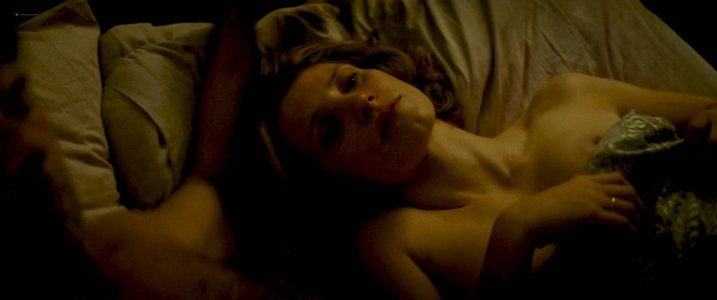 Jessica Chastain nude topless - The Zookeeper's Wife (2017) HD 1080p WEB (9)