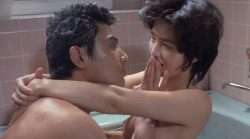 Jun Izumi nude watersport and lot of sex - Woman with Pierced Nipples (JP-1983) (16)
