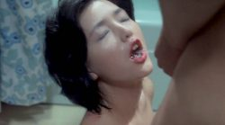 Jun Izumi nude watersport and lot of sex - Woman with Pierced Nipples (JP-1983) (7)