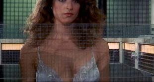 Kirstie Alley hot and Cec Verrell nude topless - Runaway (1984) HD 1080p BluRay (4)