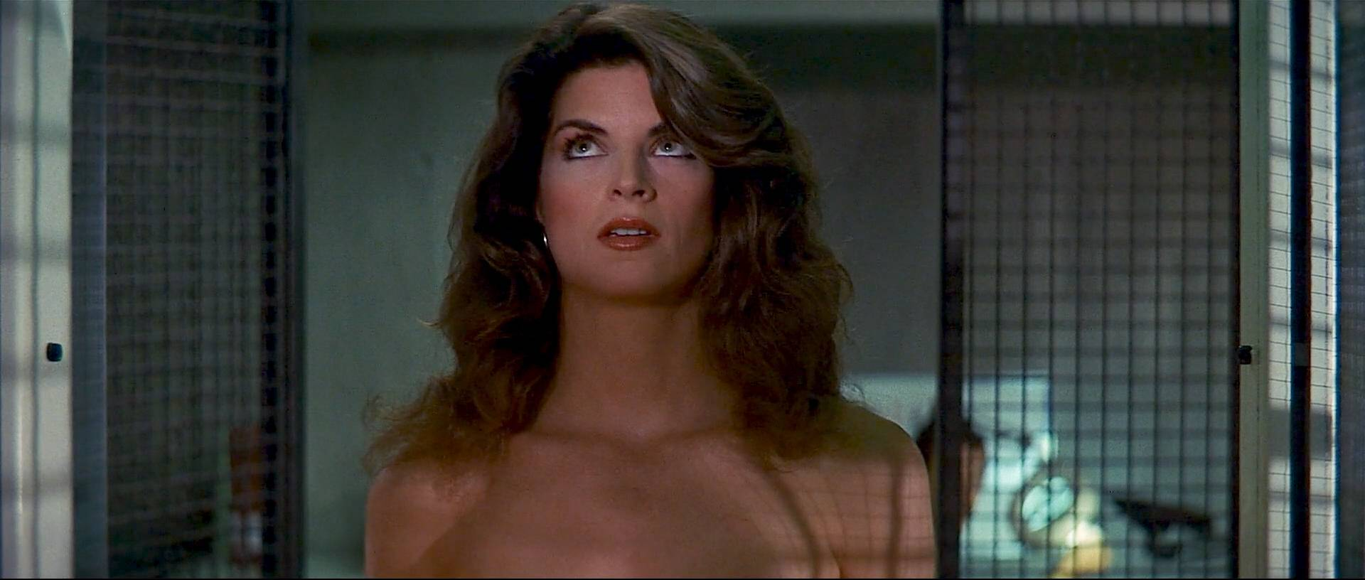 Kirstie alley nude cum on face