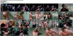 Linda Blair nude Linnea Quigley nude bush Suzee Slater and Rebecca Perle nude too - Savage Streets (1984) HD 1080p BluRay (1)