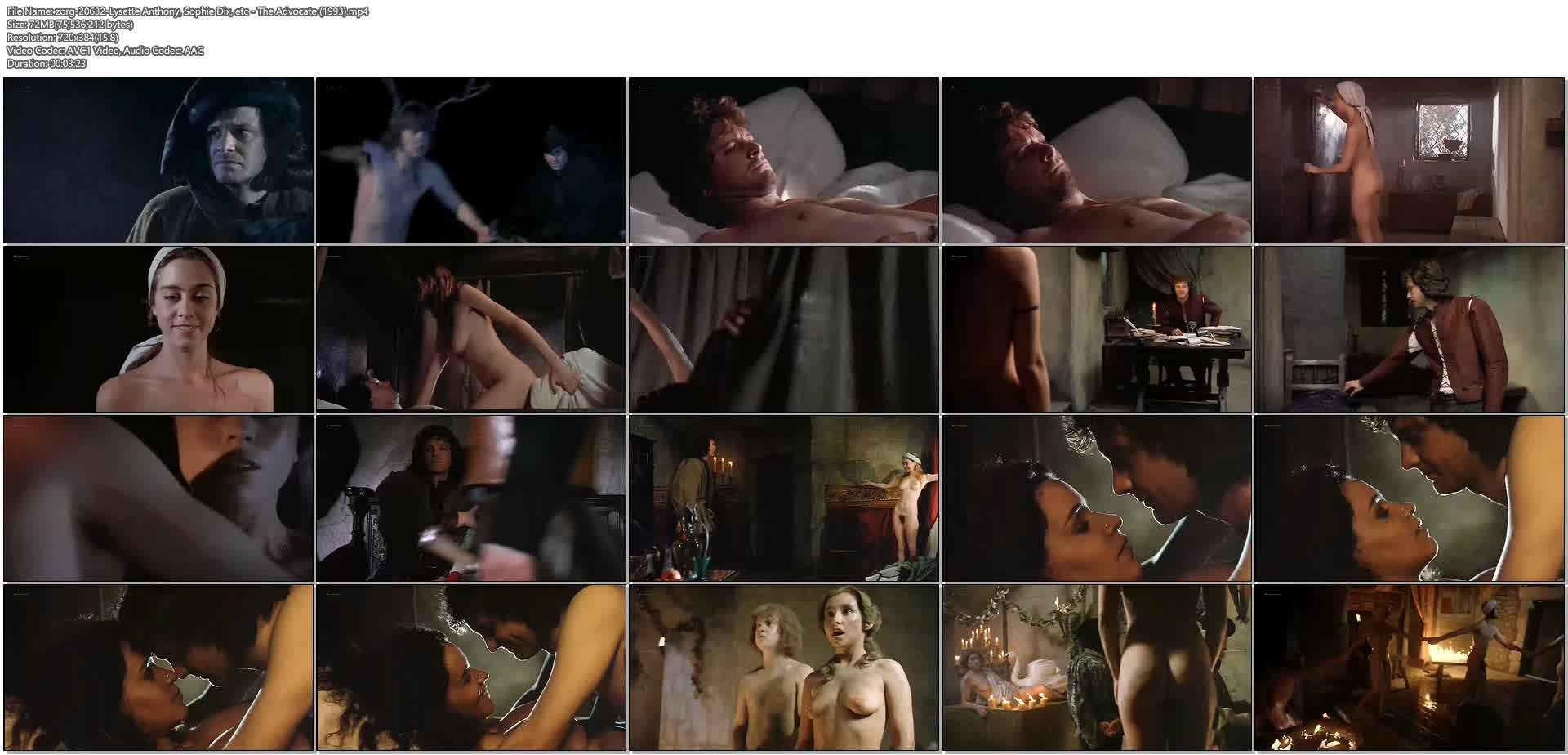 Lysette Anthony Nude Video 33