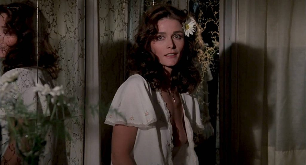 Margot Kidder nude brief topless - The Amityville Horror (1979) HD 1080p BluRay (8)