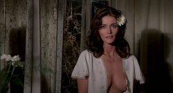 Margot Kidder nude brief topless - The Amityville Horror (1979) HD 1080p BluRay (6)