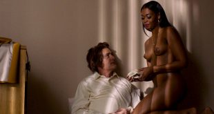 Nafessa Williams nude butt and boobs- Twin Peaks (2017) s3e3 HD 1080p (11)